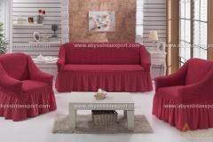 bürümcük koltuk örtüsü gülkurusu